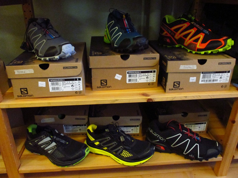 Salomon Running Shoes - Mens