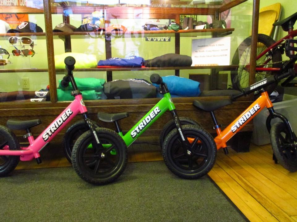 Kids Strider Bikes