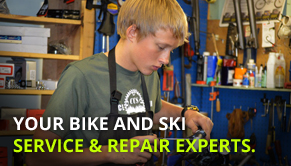 Keweenaw bike repair
