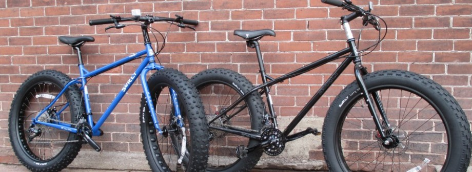 Fat Bikes are here!