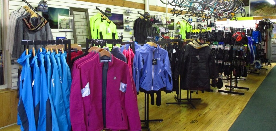 We have a whole range of winter gear!