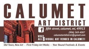 First Friday - Art Walk @ Calumet Art District | Michigan | United States