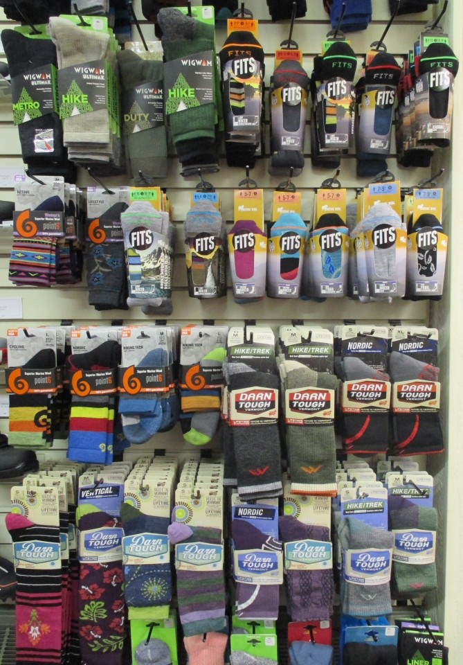 Sock Selection