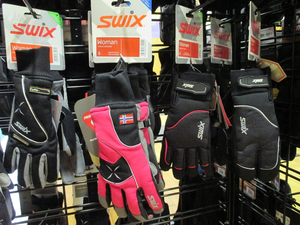 Swix Gloves