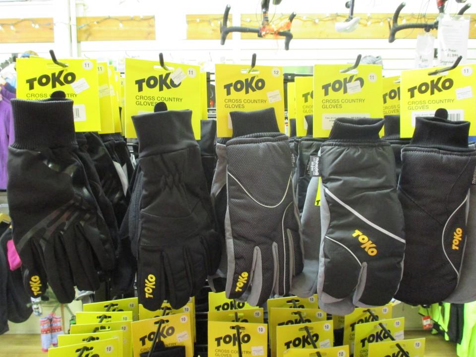 Toko Gloves & Mitts