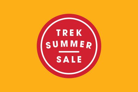 Trek Summer Sale!