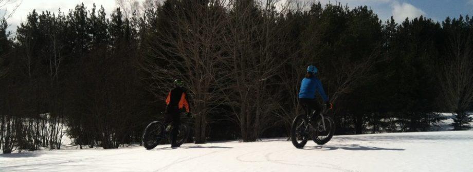 Today: Bike, Ski, & Run